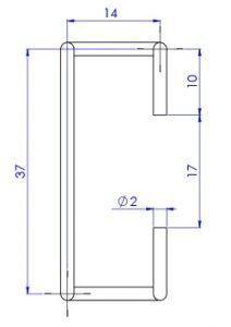 """Grounding Kits 7⁄8"""", 1⁄2 """" RFS Design"""