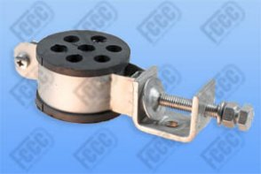 Coaxial Clamp 6Way RG213