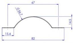 """Grounding Kits 1⁄2"""", 7⁄8"""" ,Wanho Design"""