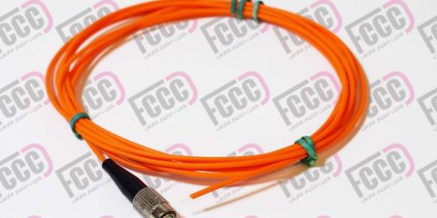 Simplex Fiber Optic Pigtail, Multi-mode, 2mm