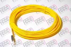 Simplex Fiber Optic Pigtail, Single-mode, 3mm