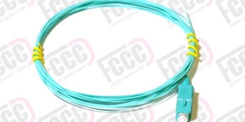 Simplex-Fiber-Optic-Pigtail,-Multi-mode,-0.9mm