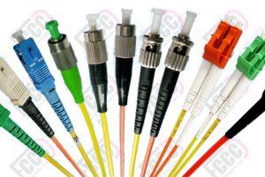 fiber patch cord types