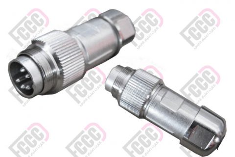 8P AISG Female Connector