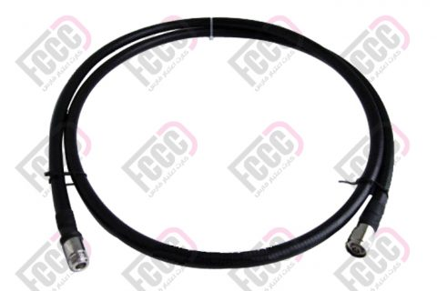 1/2″ Jumper Cable, N-Type male/N-Type Female