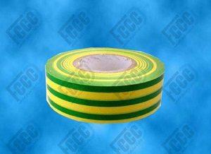 چسب ارت 19*10m سبز-زرد
