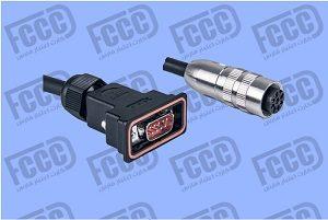 DB9/Male-AISG/Female RET cable