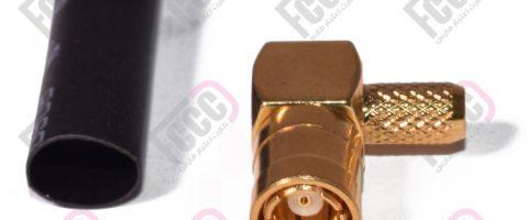 کانکتور SMB برای کابل 2.5C2V